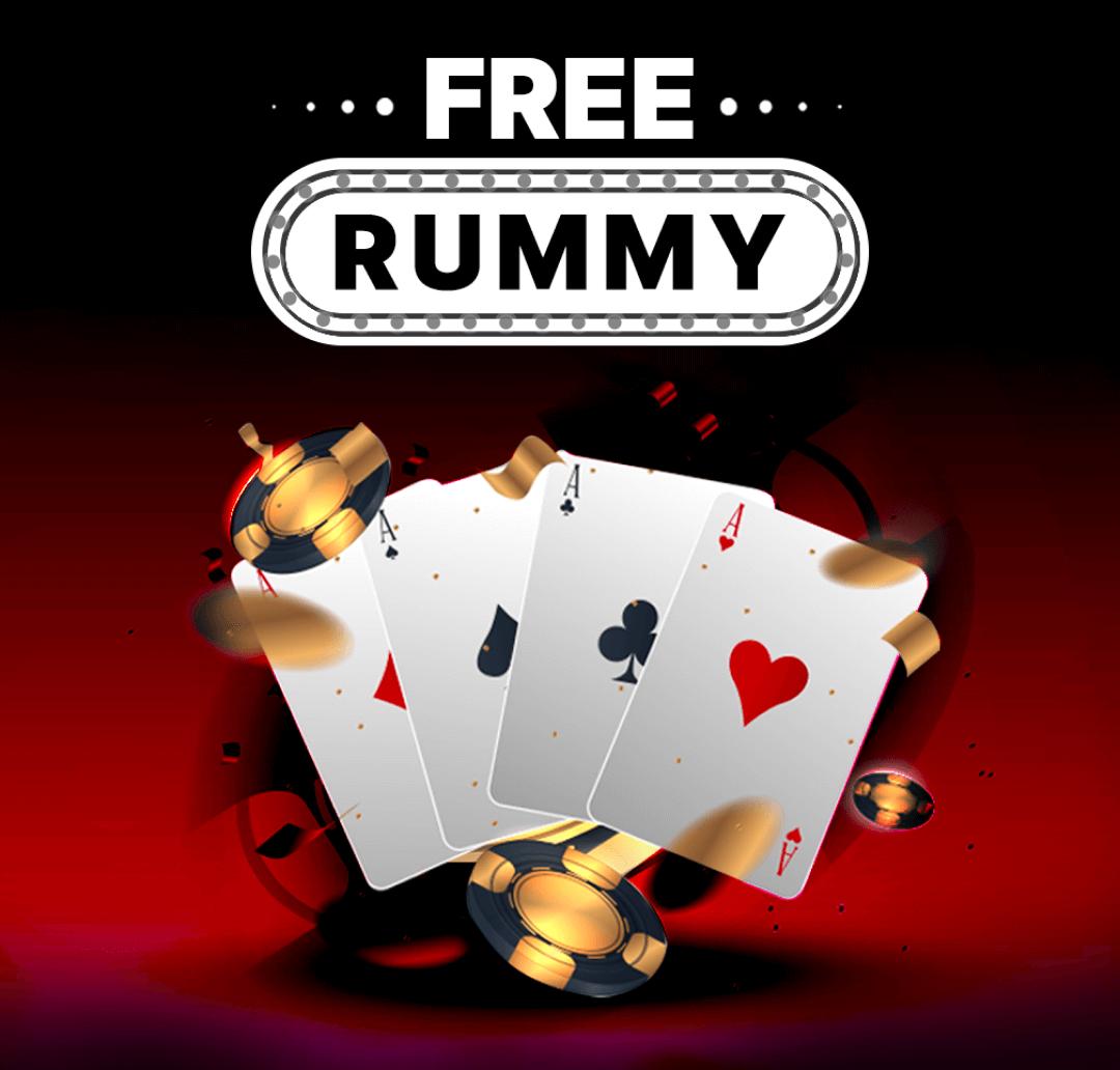 Free Rummy Banner