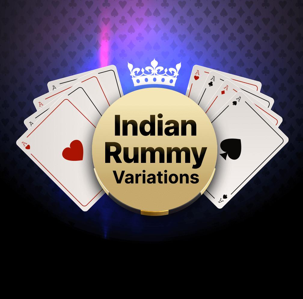 Rummy Variations Banner